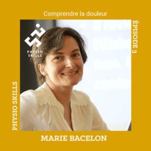 douleur et sport - podcast Physio skills Marie Bacelon