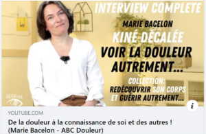 interview Marie Bacelon - ABC Douleur